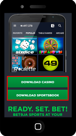 bet9ja download app